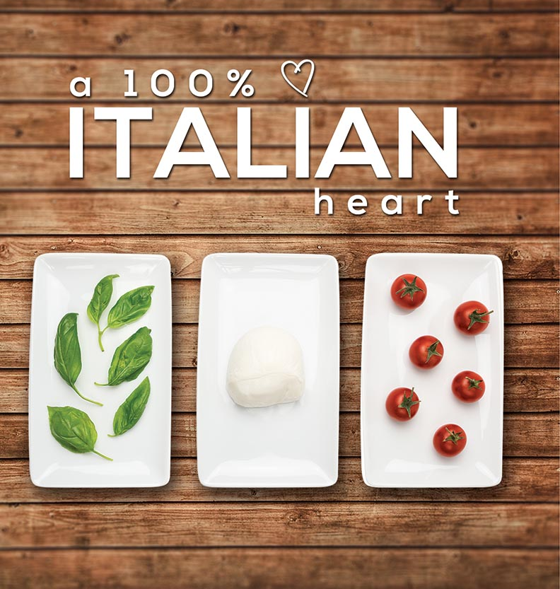 un cuore tutto italiano